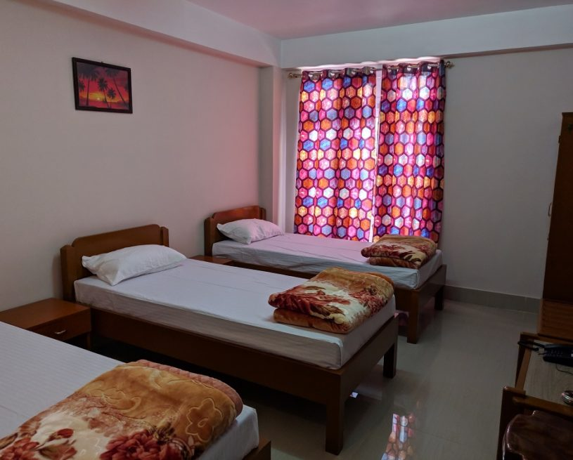 Executive Room Triple Bed